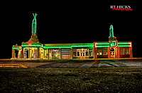 Shamrock Route 66 Conoco Cafe